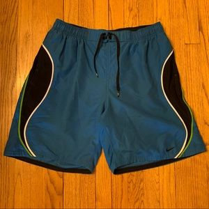 Men's Nike swim trunks - size XL - With Liner